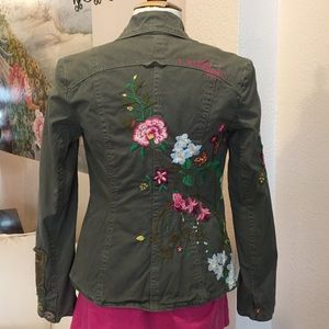 Johnny Was - Owl & Much More - Embroidered Jacket